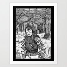 Aguirre, der Zorn Gottes Art Print