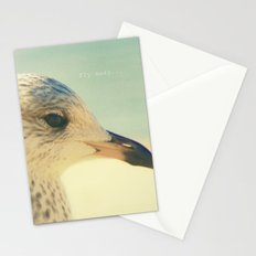 Fly Away... Stationery Cards