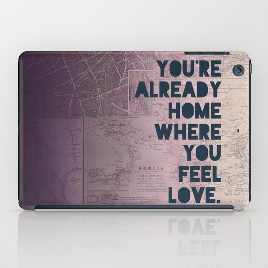 Home II iPad Case