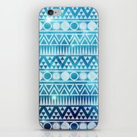 Tribal Ice iPhone & iPod Skin