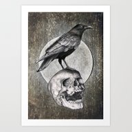 Together Forever - Circl… Art Print
