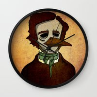 Prophets Of Fiction - Ed… Wall Clock