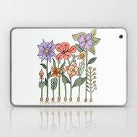 Progress flowers Laptop & iPad Skin