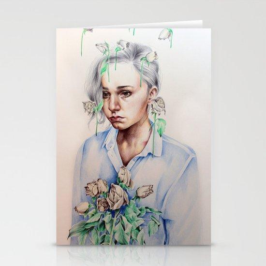 In Gloom/In Bloom Stationery Card
