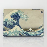 The Great Wave Off Kanag… iPad Case