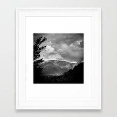 early morning n.4 Framed Art Print