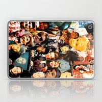 Red Dwarf Fan Collage Laptop & iPad Skin