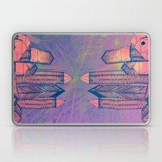 Cosmic Mirror 09-08-16 Laptop & iPad Skin
