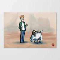 Broken Sword: The Shadow… Canvas Print
