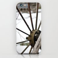 iPhone & iPod Case featuring Broken Wheel by Ravius Kiedn