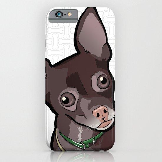 Taco T. Man (Chihuahua) iPhone & iPod Case