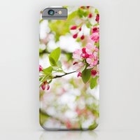iPhone & iPod Case featuring Spring Confetti Blossoms by In This Instance