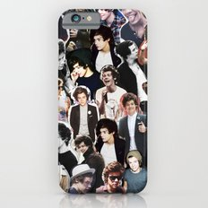 Harry Styles - Collage iPhone 6 Slim Case