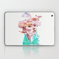 I Came To Earth To Haunt… Laptop & iPad Skin