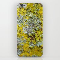 Moss! iPhone & iPod Skin
