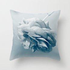 Romantic Rose - JUSTART © Throw Pillow