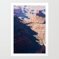 Grand Canyon 13 Art Print