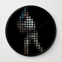 Last One Wall Clock