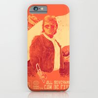 iPhone & iPod Case featuring He who will fix it all by Verso