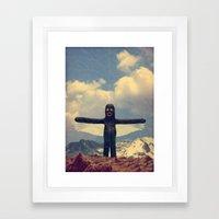 leali Framed Art Print