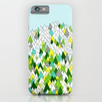 Blooming Hills iPhone 6 Slim Case