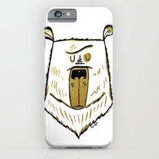 The Golden Bear iPhone 6s Slim Case