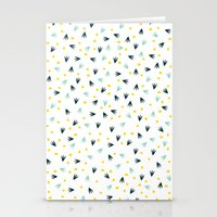 Day in the Park two Stationery Cards