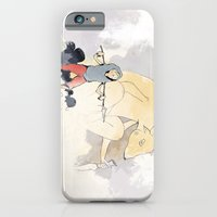 iPhone & iPod Case featuring henon by Sarah Murat