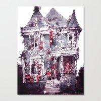 Detroit Heidelberg Project 2 Canvas Print