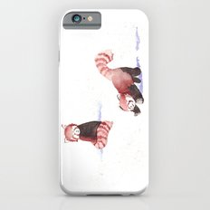Red Pandas in the Snow Slim Case iPhone 6s