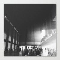 Tate Modern 1 Canvas Print