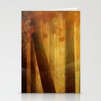 Warm Trees, Summer Breez… Stationery Cards