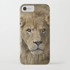Lion iPhone 7 Slim Case