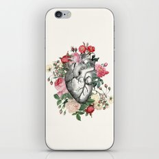 Roses for her Heart iPhone & iPod Skin