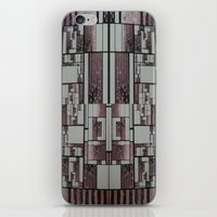 FX#509 - The Faded Geome… iPhone & iPod Skin