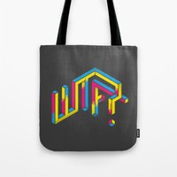 F*** The What? Tote Bag