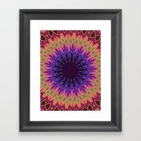 Acid Test5 Framed Art Print