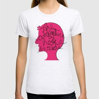 The Adventure Is Here In… Womens Fitted Tee Ash Grey SMALL
