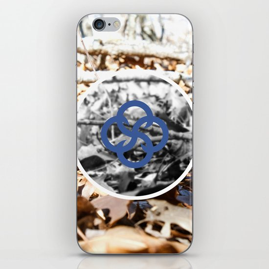 Social8 iPhone & iPod Skin