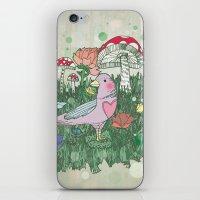 Woodland iPhone & iPod Skin
