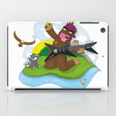 Bigfoot Rocks! iPad Case