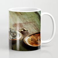 The Conductor's Timepiece - 2 Mug