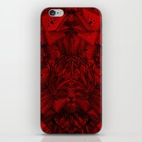 House Of Shards iPhone & iPod Skin