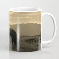 History On Hooves Mug