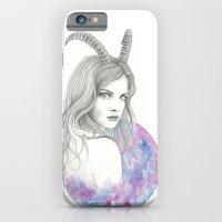 Zodiac - Capricorn iPhone 6 Slim Case