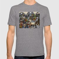 The Mos Eisley Cantina Mens Fitted Tee Tri-Grey SMALL