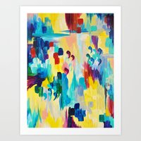 DONT QUOTE ME Whimsical … Art Print