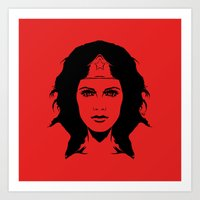 Wondering Revolution Art Print