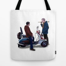 Jimmy Casual Tote Bag