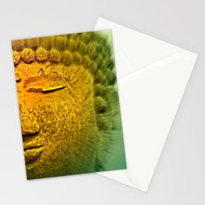 Buddha In Deep Meditation Stationery Cards